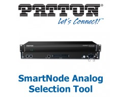 *SmartNode Analogue Selection Tool*