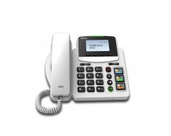 AKUVOX SP-R15P Big Button IP Phone with PoE