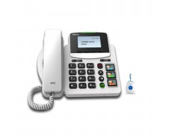 AKUVOX SP-R15P Big Button IP Phone with PoE + Pendant