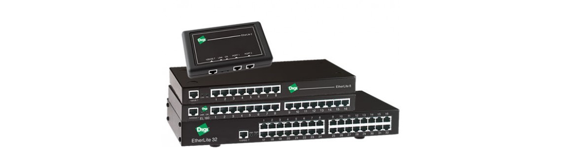 Serial to Ethernet Servers
