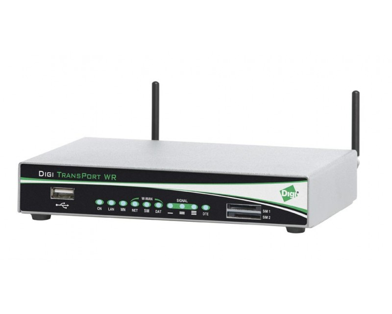Digi TransPort WR41 - 3G Router with WiFi (U900)