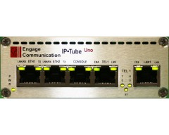 Engage IP Tube G4 UNO E1 with Lossless Data Compression