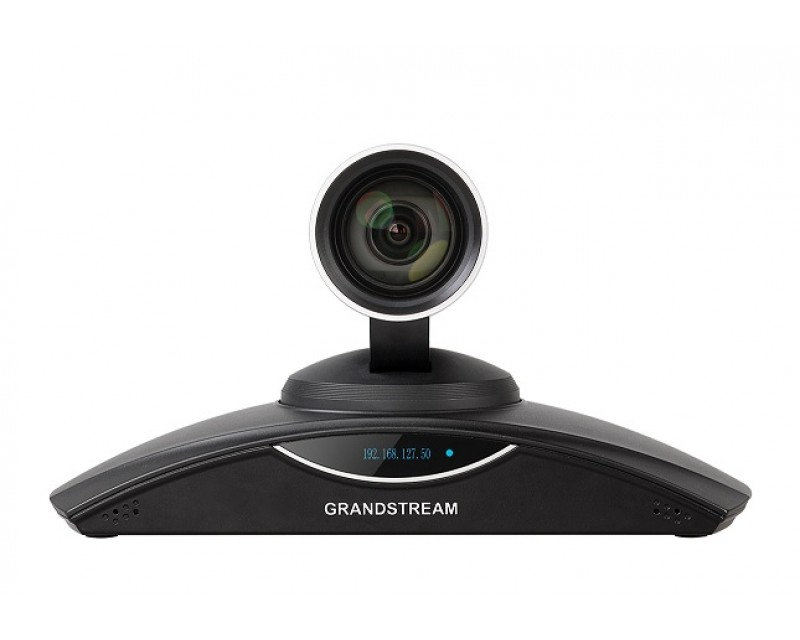 Grandstream GVC3200 Android based 1080p Full-HD video, up to 9-way video conferences, support for 3 monitor outputs through 3 HDMI outputs