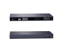 Grandstream UCM6208 - 2 FXS, 8FXO, 800 Users, 100 Concurrent VoIP Calls, Dual-Core 1GHz 1GB RAM