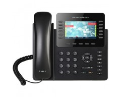 Grandstream GXP2170 High End IP Phone - PoE, 480x272 Colour LCD, 12 lines, 6 SIP accounts, 5 soft keys and 5-way voice conferencing