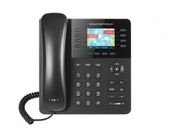 Grandstream GXP2135 High End IP Phone - PoE, 320x240 Colour LCD, 8 lines, 4 SIP accounts, 4 XML programmable context-sensitive soft keys