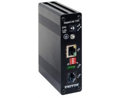 Patton CopperLink Model CL1101 - CopperLink PoE Remote Extender, 802.3af (mode A), BNC Line, Line Powered