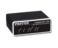 Patton CopperLink Model 1212E with Terminal Block Line (Conformal Coated)