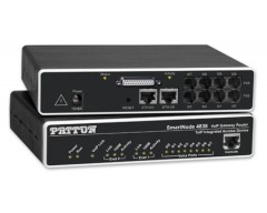 Patton SmartNode 4838 8-Port Analogue VoIP IAD - 8 FXS (X.21) Surge Protection