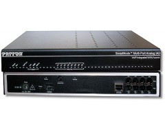 Patton SmartNode 4836 6-Port Analogue VoIP IAD - 4 FXS & 2 FXO (V.35)