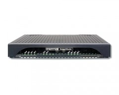 Patton SmartNode 4131 - SmartNode VoIP GW, 2x Gig Ethernet, 2 BRI TE/NT, 4 VoIP Calls, or 4 SIP Sessions, High Precision Clock