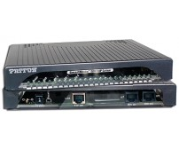 Patton SmartNode DTA 2 BRI ISDN Terminal Adapter - 4 VoIP Calls, 16 SIP sessions not upgradeable with High Precision Clock