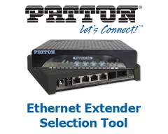 *Patton Ethernet Extender Selection Tool*