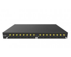 Yeastar VoIP GSM/CDMA/UMTS Gateway TG1600, IP to 3G 16 Port unit. Suits Telstra/Next G (850/2100)